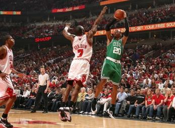 THROWBACK: Ray Allen's 51 not enough vs Bulls