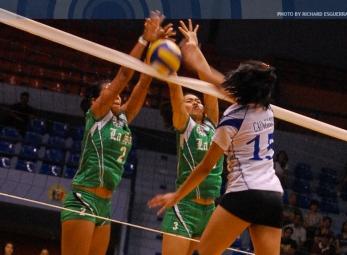 UAAP 71 Women's Volleyball: Ateneo vs La Salle