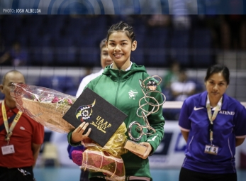 UAAP 79 Women's Volleyball Awarding Ceremony