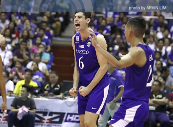 PERFECT SEASON: Blue Eagles earn title no. 3 (Pt. 2)