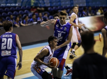 Thailand takes early SEABA lead after smashing Vietnam