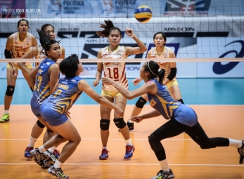 Power Smashers crush Jet Spikers, boost outright semis bid