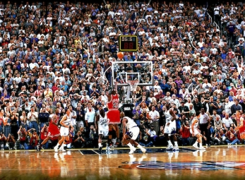 Best moments from the NBA Finals