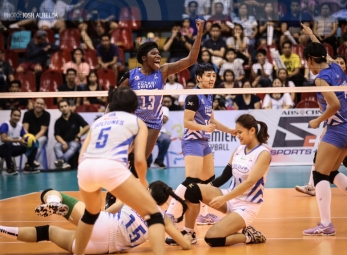 Rivers leads Lady Warriors close to PVL crown