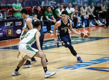 NU unleashes Alejandro anew to stay in playoff hunt