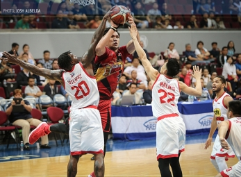 Lucky Beermen tie semis series against Star at one game each