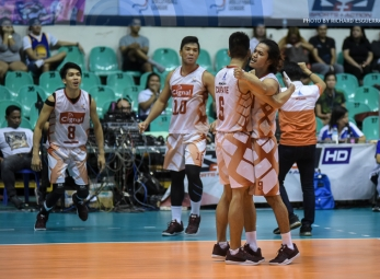 HD Spikers claim PVL Reinforced Conference men's crown