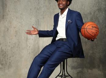 Pre-2017 NBA Draft photoshoot