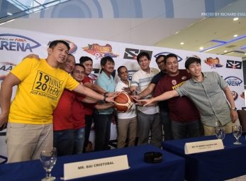 NCAA Season 93 Press Conference