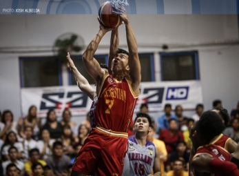 Baste silences home team Arellano to score first win