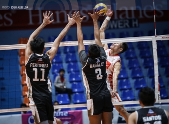 HD Spikers ascend to share of first