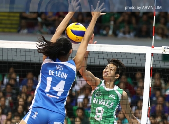 Valdez leads Ateneo past DLSU in Battle of the Rivals Pt. 2