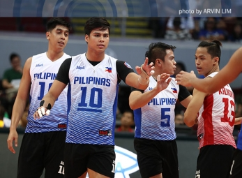 PHI nat'l men's team demolishes Macau in exhibition match