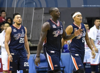 Bolts issue electrifying statement to open Govs' Cup