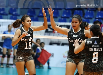 Bersola's career-high 24 points keeps Spikers alive