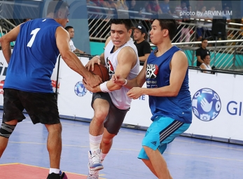 NBA 3X Philippines 2017 - Celebrity Division | PHOTO GALLERY