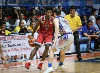 LPU cruises to 4-0 after overwhelming Arellano
