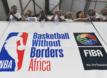 2017 Basketball Without Borders Africa camp