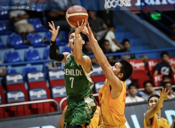 CSB jumps on Mapua to climb out of bottom of standings