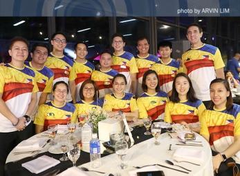 Team PHI SEA Games 2017 send-off Pt. 2