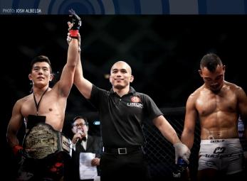 #URCCXXX: Do Gyeom Lee def. Jojo Orao via Submission