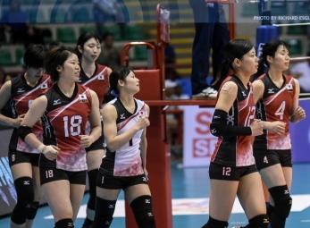 #AVCWomensSCH: Japan def. China, 25-17, 25-18, 25-18