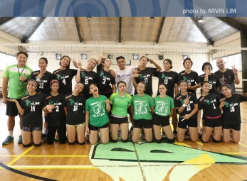 PVL Collegiate Conference Shoot: CSB
