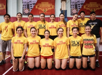 PVL Collegiate Conference Shoot: SSC-R