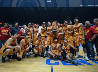 Eze, Lions-Knights merger take down LPU-led Team Heroes