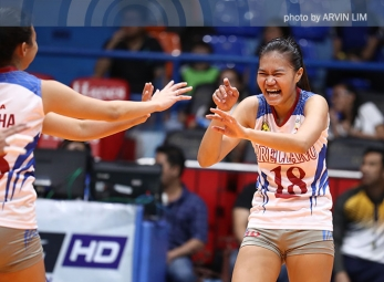 Lady Chiefs crush Lady Blazers in straight sets