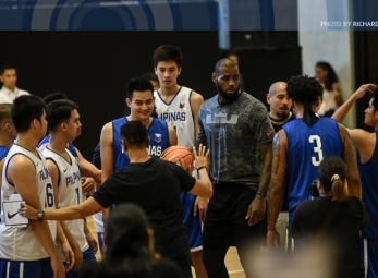 LeBron James in Manila: Strive for Greatness Tour 2017 pt. 3