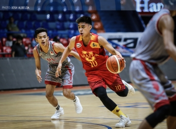 Malayan Red Robins bounce back, down Lyceum 81-77