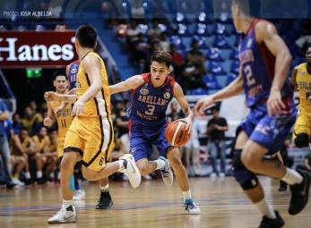 Nicholls lights fire under Arellano in 2OT victory vs JRU