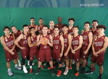 UAAP 80 Shoot: UP Fighting Maroons