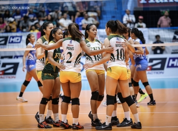 Lady Tams down hurting Lady Eagles for solo lead
