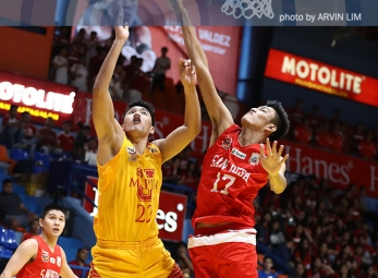 Boyet and Bolick-less San Beda still scores ninth straight