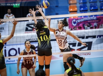 Lady Maroons dismantle Lady Engineers in straight sets