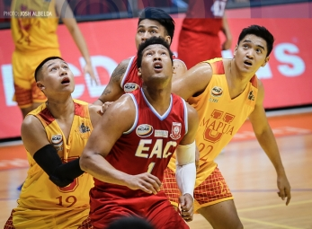 Generals blast hapless Mapua for fifth win of the season