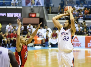 Bolts gain share of first after dominant win over Alaska