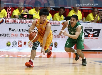Stags drop Blazers to enhance semis bid