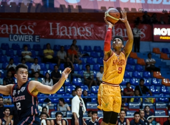 Red-hot Baste drops 31-point hammer on Letran