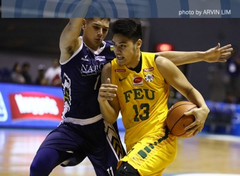 Tolentino gets career-high in FEU's first win run in season