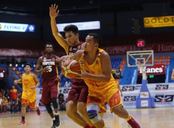 Estrella carries Mapua to first winning streak in season