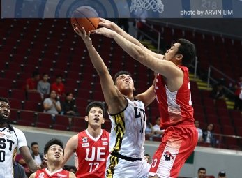 Pasaol lifts UE to first W, leaves UST as only winless team