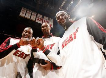 THROWBACK: NBA ring ceremonies