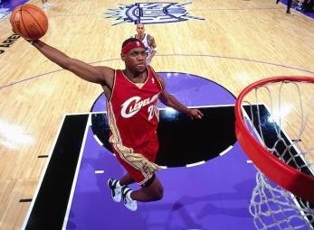 THROWBACK: NBA stars make their debut