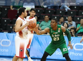 DLSU seizes playoff spot after stopping Pasaol hype train
