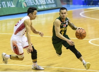 Tamaraws gore Warriors out of contention