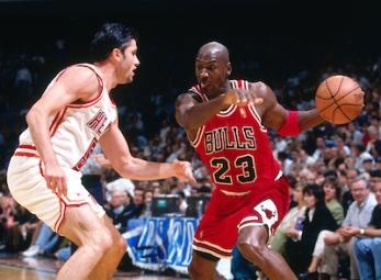 THROWBACK: Michael Jordan drops 50 on the Heat