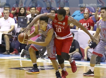 San Beda sinks LPU for first time to close in on 21st title